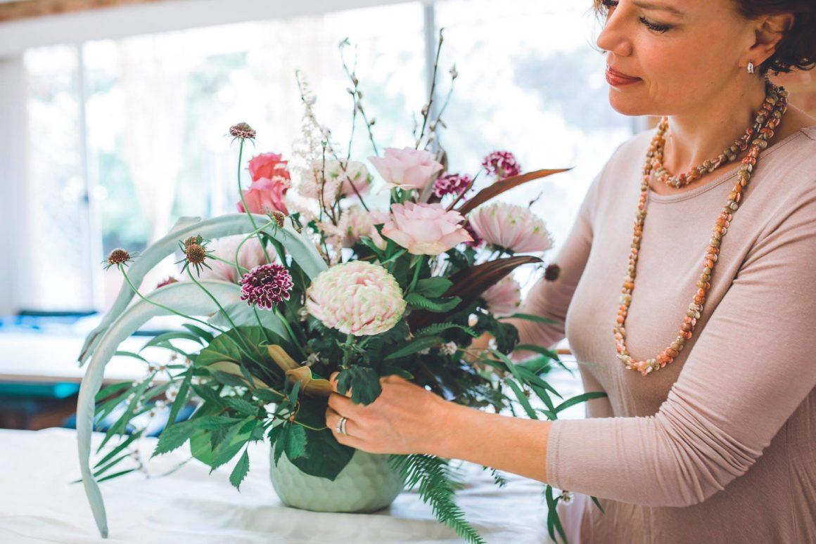 Iris Pich Barefoot Florist